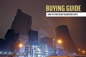 Buying Guide to Cheap Generator