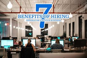 Benefits Of Hiring A Generator