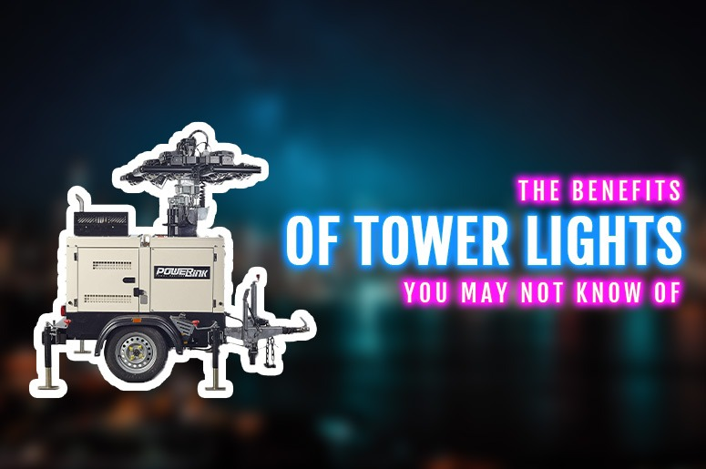 The Benefits of Tower Lights