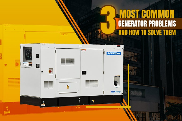 Common Generator Problems Australia